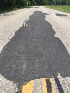 mastique smear technique on weir road
