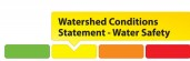 rideau valley conservation authority logo for watershed conditions statement - water safety
