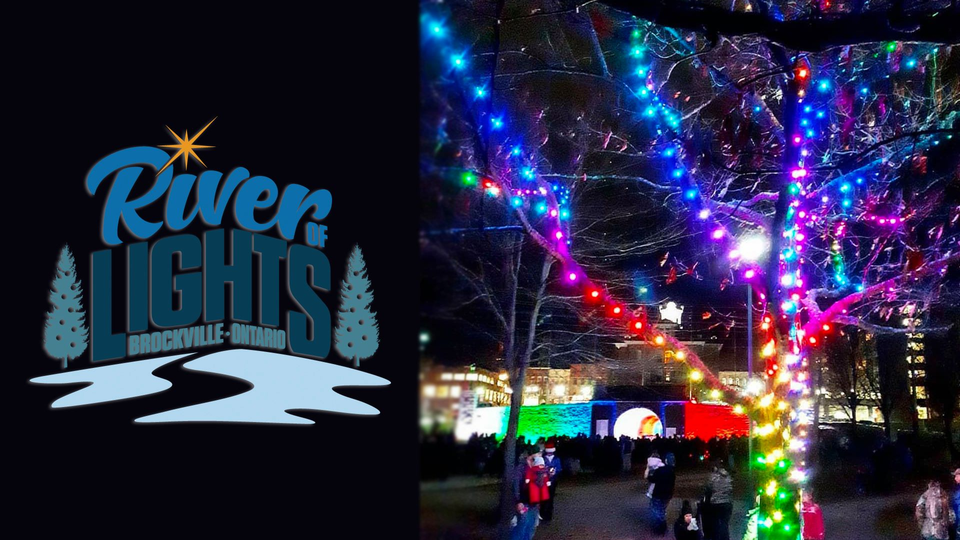 River of Lights at Blockhouse Island Opens @ Blockhouse Island, Brockville | Brockville | Ontario | Canada