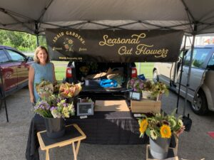 Farmer's Market Booth: Adair Gardens