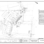 Augusta Landing Site Servicing Plan Drawing