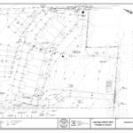 Augusta Landing Grading Plan Drawing