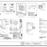 Augusta Landing Details Plan Drawing