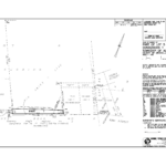 Plan of Survey of Part Lot 5, Concession 1, Augusta Township drawing