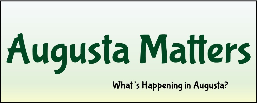 banner that reads Augusta Matters: what's happening in Augusta