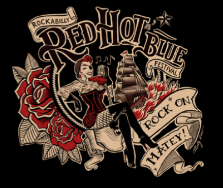 Red Hot & Blue Rockabilly Weekend @ Brockville - various locations