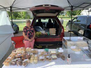 Farmer's Market Booth: Bakery