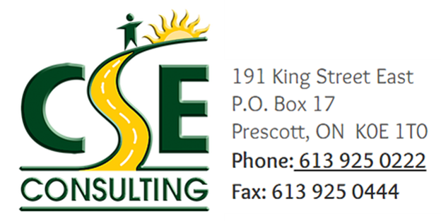 CSE Consulting business card