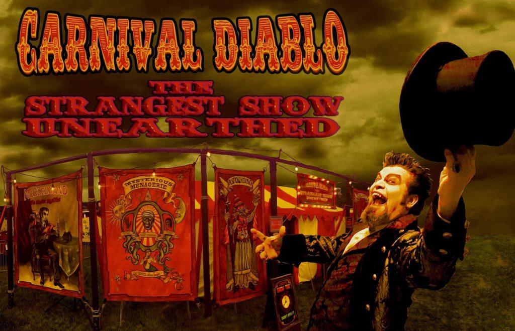 Carnival Diablo @ Spencerville Mill & Museum | Spencerville | Ontario | Canada