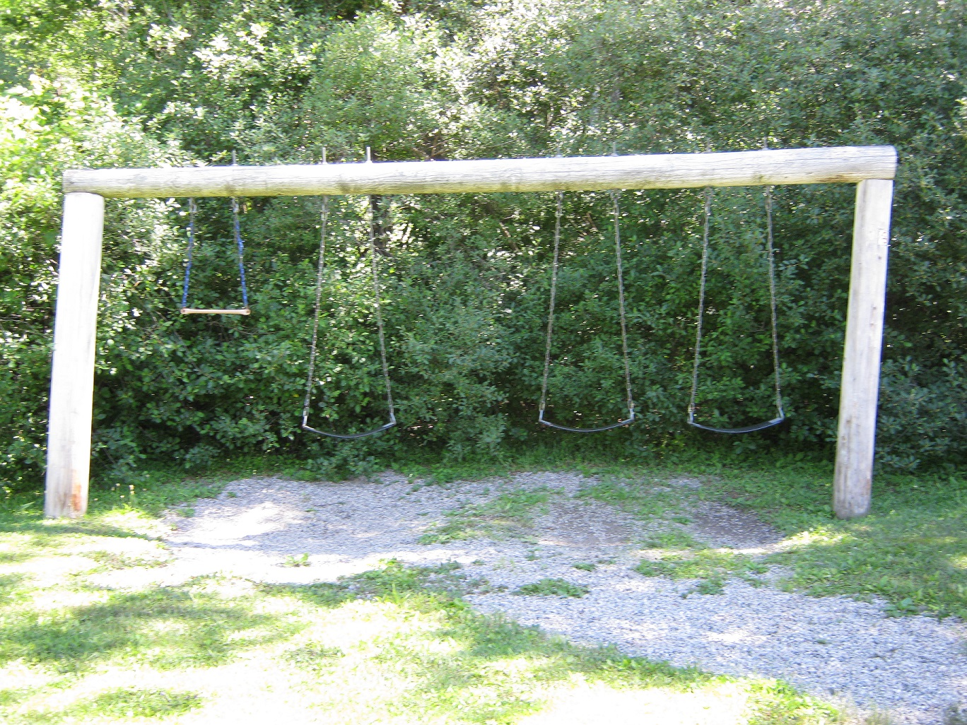 swings at cedar park