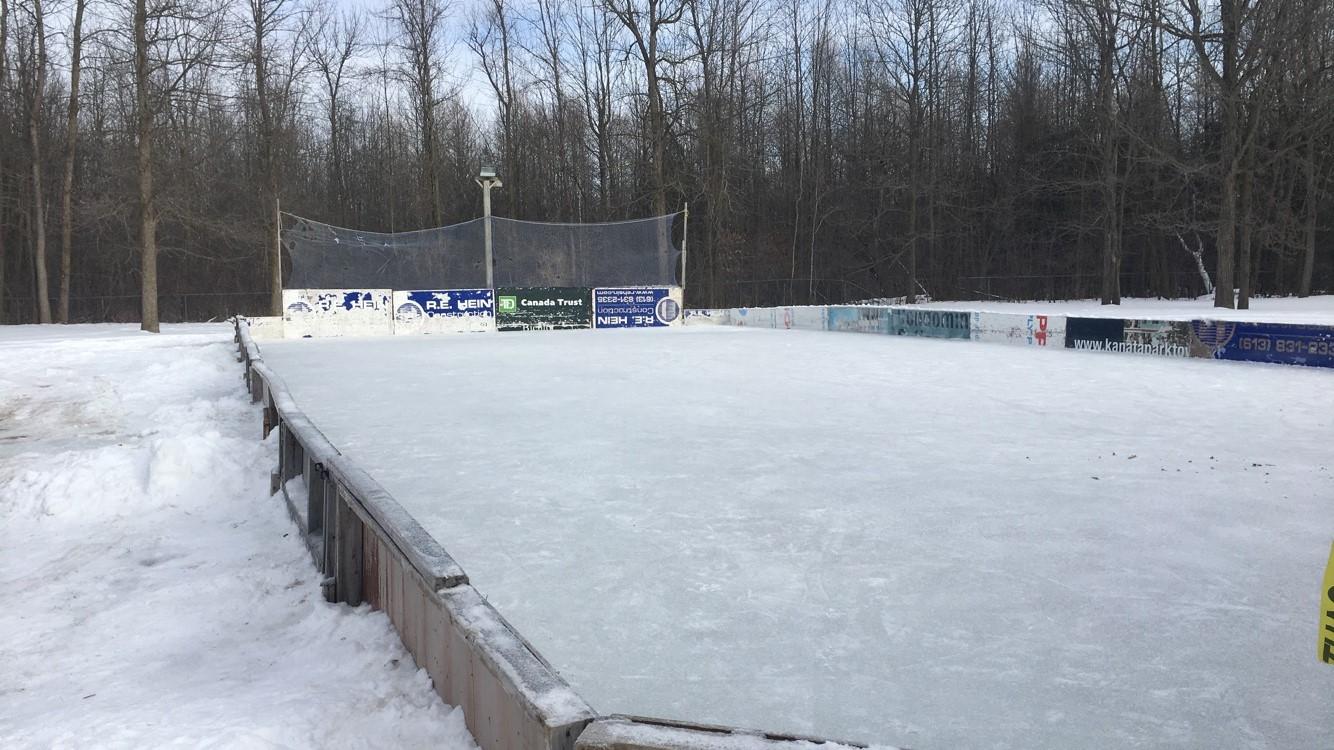 ice rink at cedar park