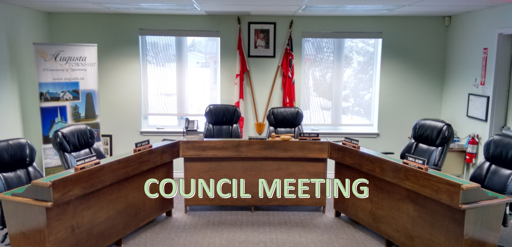 Council Meeting @ Township Office | Ontario | Canada