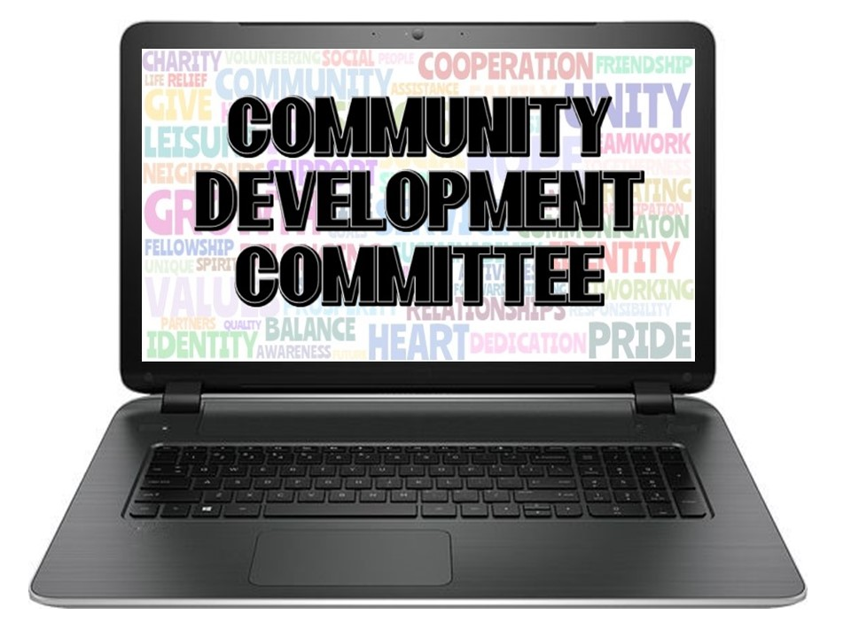 Community Development Committee Meeting @ Electronic Meeting - If you wish to be invited to listen to the Committee Meeting live, please email mvanderveen@augusta.ca at least one hour prior to the start of the meeting.