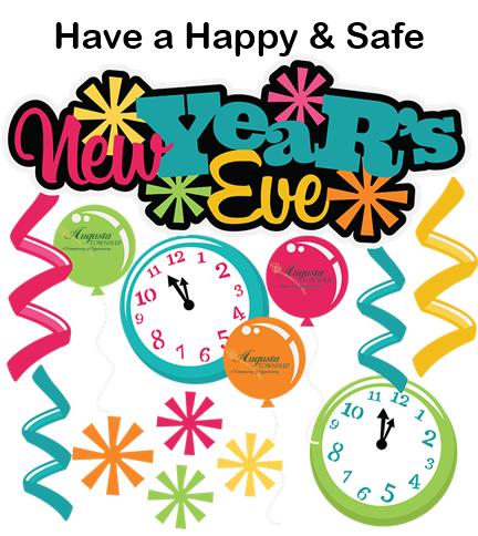 New Year's Eve - Township Office & Library CLOSED
