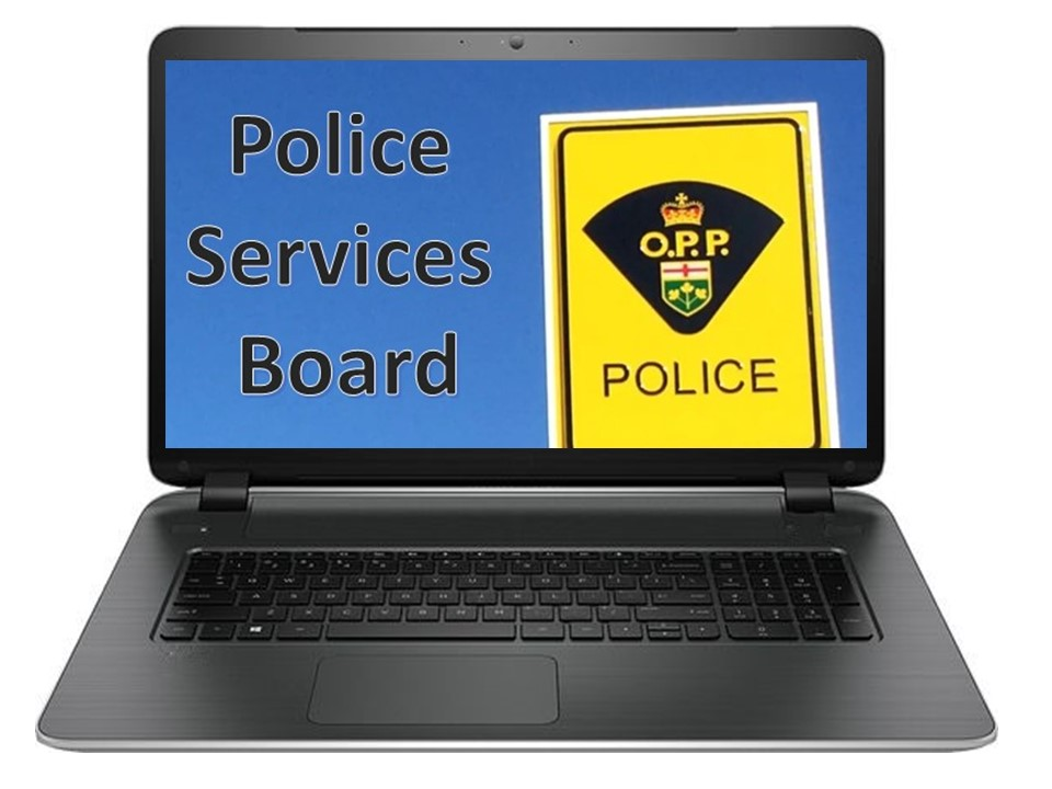 Police Services Board Meeting @ Electronic Meeting - If you wish to be invited to listen to the Council Meeting live, please email rmorrison@augusta.ca at least one hour prior to the start of the meeting.