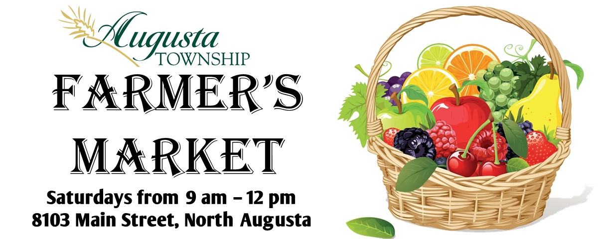 Farmer's Market @ Main Street Recreation Hall - 8103 Main Street, North Augusta | North Augusta | South Carolina | United States