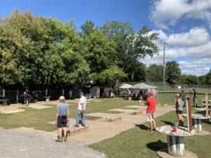 North Augusta Labour Day Festival festivities