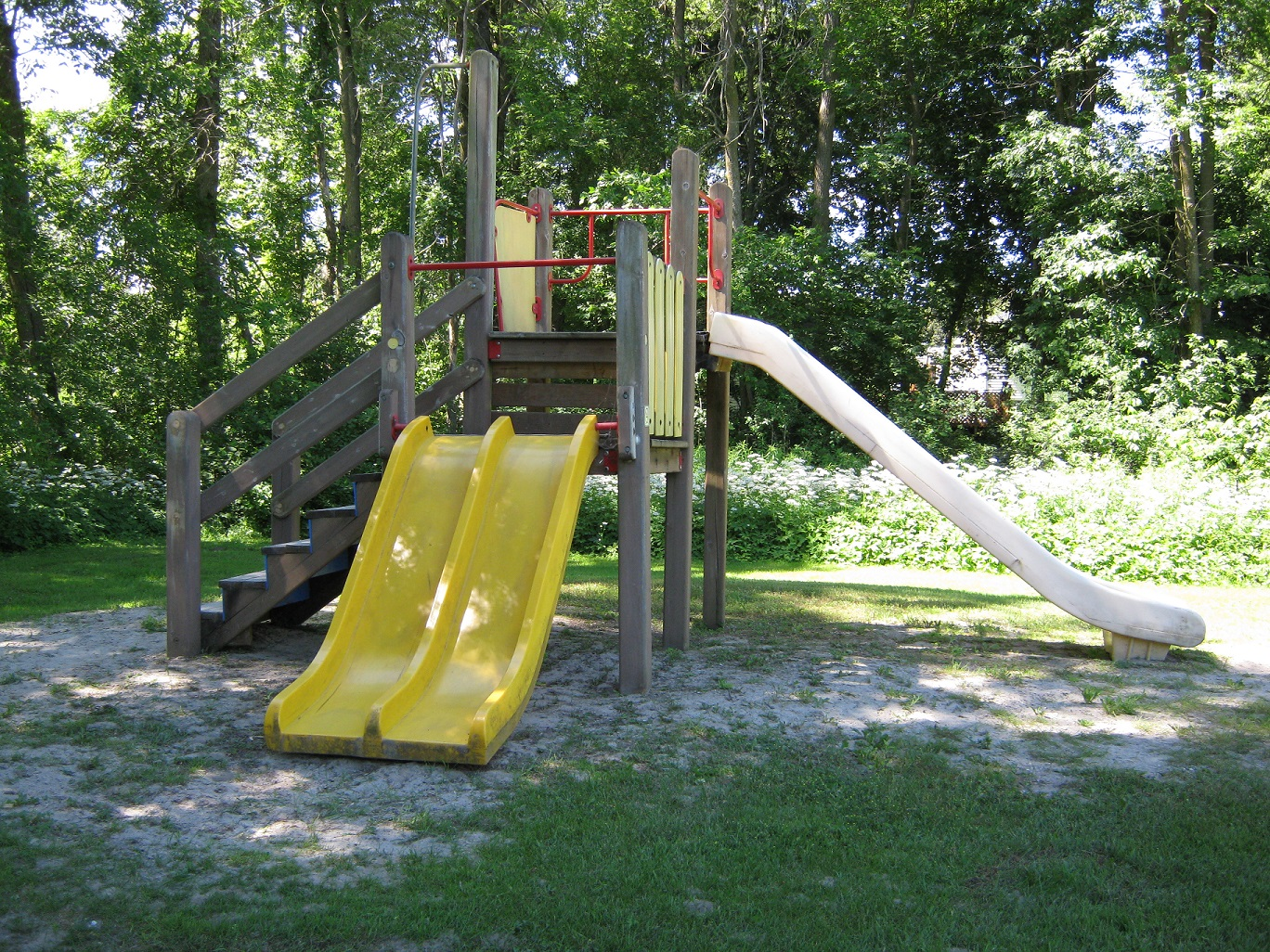kemp park play structure
