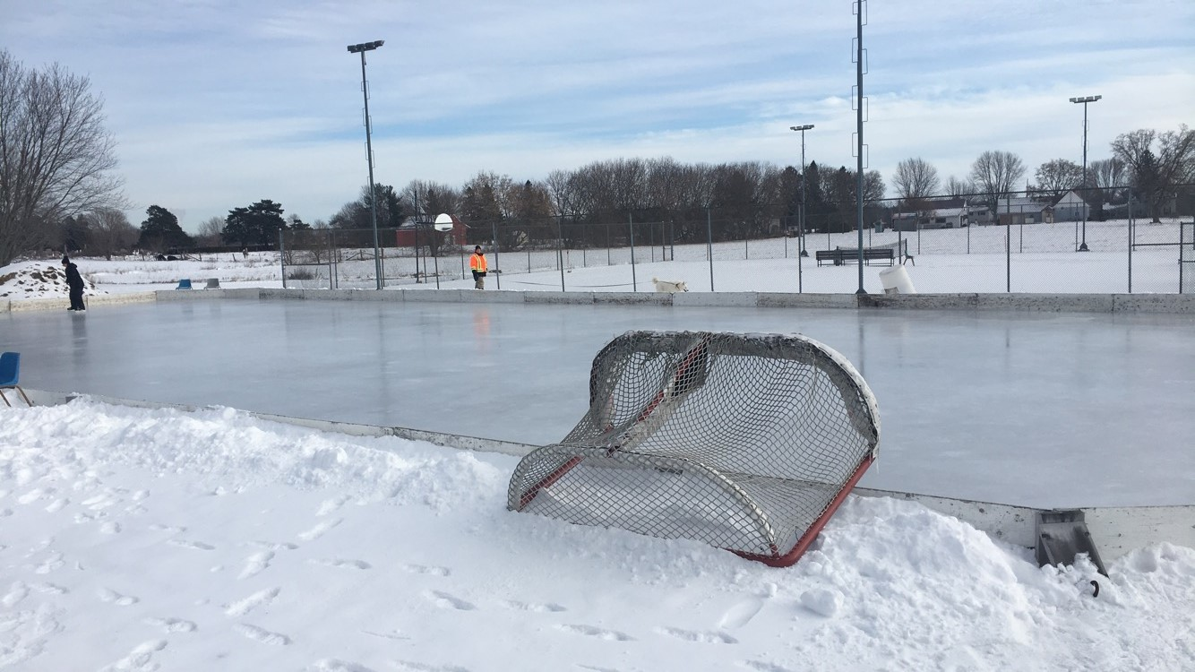 Maynard outdoor rink