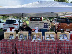 Farmer's Market Booth: Melanie Robertson-King