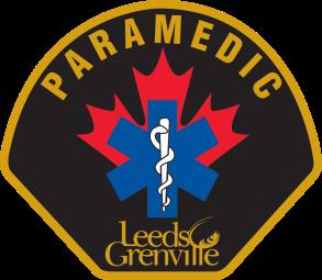 leeds & grenville paramedic logo
