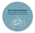 Ron's Classic Cycle Repair logo