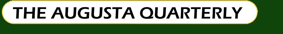 The Augusta Quarterly logo
