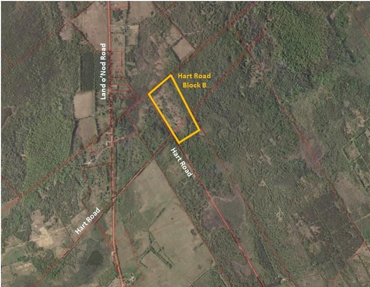 Hart Road - Block B map
