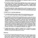 Servicing Agreement between Prescott and Augusta Page 03