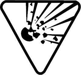 reactive label logo