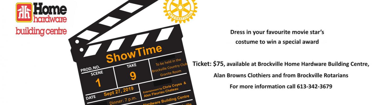Rotary Club Gala @ Brockville Country Club | Brockville | Ontario | Canada