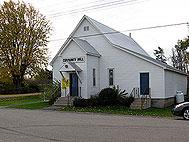 North Augusta community hall