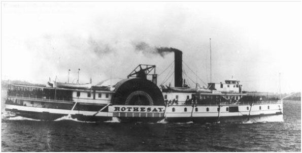 rothesay boat