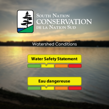 SNCA Watershed Conditions Water Safety Statement logo